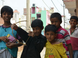 Help Distribute Study Lights To Children Living In Slums