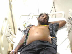 Only A Liver Transplant Can Save Das Babu. Contribute For His Surgery!