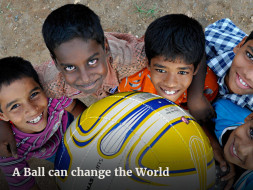 A Ball can change the World