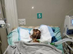 Help yathish recover brain hemorrhage.