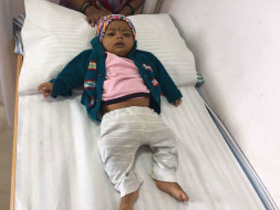 Only A Liver Transplant Can Save 5-Month-Old Baby Benakashree!