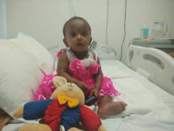 Help Ananya undergo a liver transplant