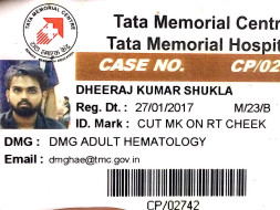 Help My Brother Dheeraj Fight Cancer