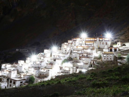 Light Up Village Hipti (Ladakh)