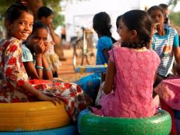 Build a Playground for Doddahulluru Government School