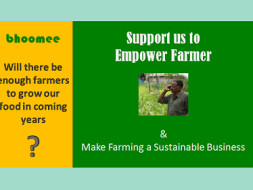 Support Us To Empower Farmers