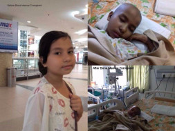 Help A Precious Daughter Pragya For Her Bone Marrow Treatment