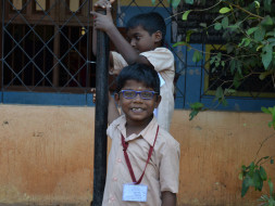Partner with The Little Humans Of CPS Rangarajapuram