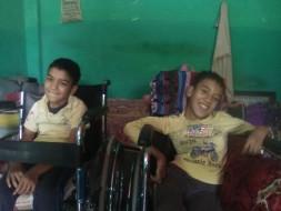 Please help Shamim Bano & Rabiya Bano fight cerebellar ataxia.