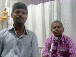 Help Vignesh fight blood cancer