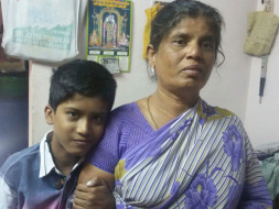 Gopi's Mother Has Lost 2 Children Before. You Can Help Her Save Him.