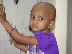 Help Little Geethakumari Fight Liver Cancer
