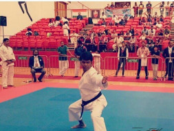 Help Ameya Represent India In World Karate Championship at London,UK