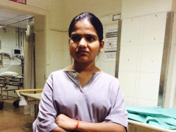 Aarti Wished To Work In Bangalore, But Now She Is Here For Treatment