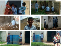 Help Us Build Urinals, Handwash and Drinking Water Facility For Kids.