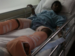 Help Young Sushanth Who Is Fighting For His Life After A Road Accident