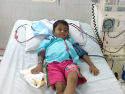 Help Lochan Fight Against Kidney Failure