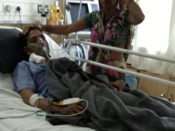 Urgent Help to save life of farmer ailing from kidney failure