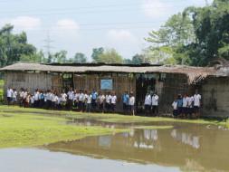 Help People In Assam Floods