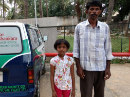 Help 7-Year-Old Anusha Fight Cancer And Experience A Normal Childhood.