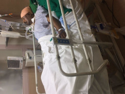 Please help Tapas who met with Road accident, to undergo brain surgery