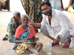 Provide Food And Provisions For The Elderly