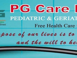 Help Needy Kids Through PG Care Foundation