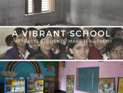 Let's Make A School Vibrant!!