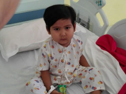 Help 3-Year-Old Devangshu To Fight Against Blood Cancer