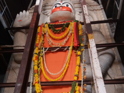 "Funding For South India Tallest Hanuman""PranaPratishta""(Consecration)"