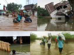 Floods- Alarming situation in many states, Time to act!!