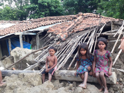 Help rehabilitate flood hit Singhwahini Village, Sitamarhi