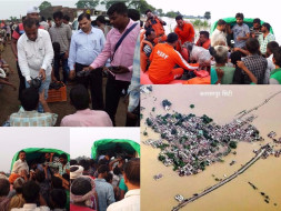 Fund For Flood Relief for Shravasti & Balrampur District