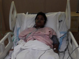 Help This Mother Undergo Treatment For Dengue