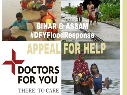 Help the vulnerable flood victims in Assam & Bihar
