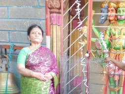 Help my mother Mrs Uma suffering from stomach cancer metastasis