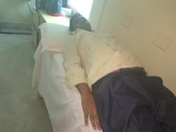 Help Asoke Undergo A Heart Surgery