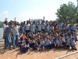 Picnic & Garba Celebration For Orphan Kids