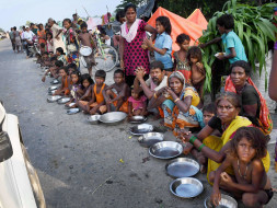 Urgent Funds For Bihar Flood Victims