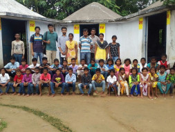 Computer Facility For The Underprivileged Children by XLRI Students
