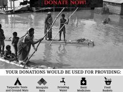 Financial Assistance for Flood Victims