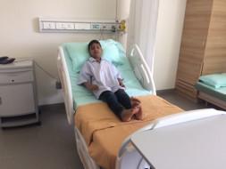 Help 10-Year-Old Harsh Undergo A Liver Transplantation