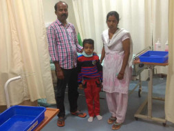 Help Parth Reddy Get Treatment For Blood Cancer