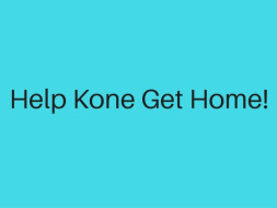 Help Mr Kone Get Back Home To Cote D'Ivoire