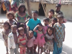 Open a school for Musahar's  dropout children near community