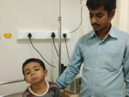 Help Child Rithesh to get Haplo Identical Bone Marrow Transplantation.