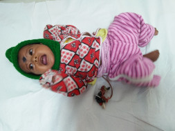 Help Baby Rinku Undergo A Heart Surgery