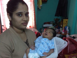 Help This Baby Undergo A Heart Surgery