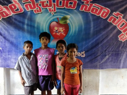Help these Orphan Kids in Vijayawada Sleep Tight This Winter.