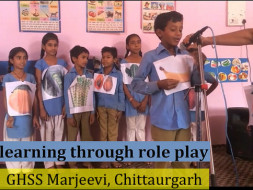 Help GHSS Marjeevi, a school in Rural Rajasthan go digital.